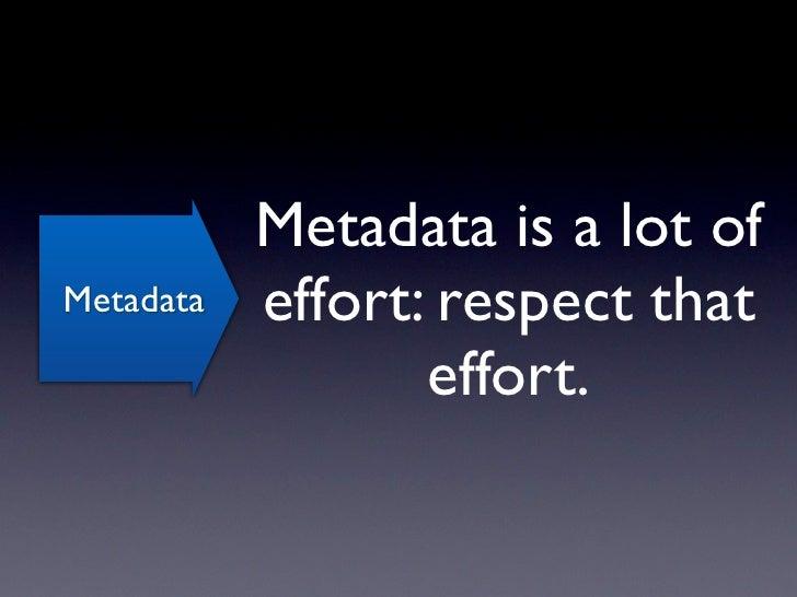Workflow   Ingest   Metadata   Edit   Output
