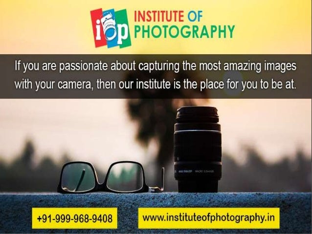 Photography Classes in Delhi +91 999-968-9408