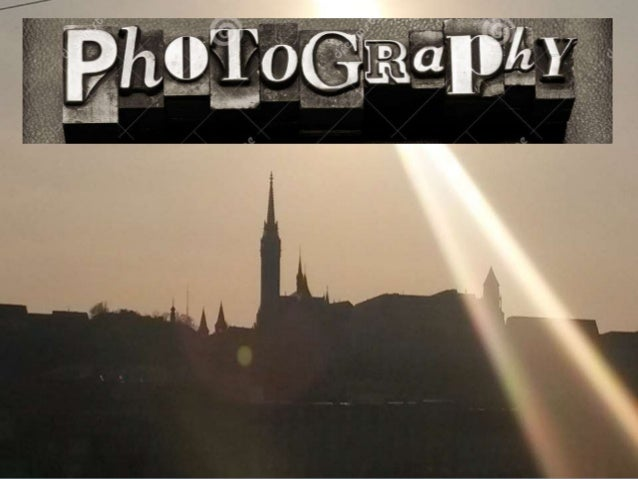 The word photograp hy derives from the Greek words 'phos' and 'graphis' meaning