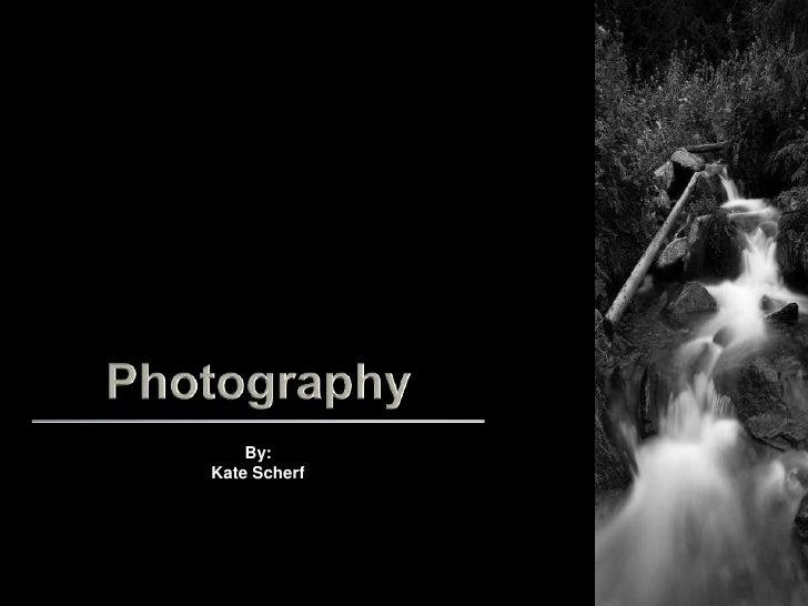 Photography<br />By: <br />Kate Scherf<br />