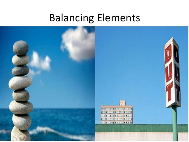 Pics For > Balancing Elements Photography
