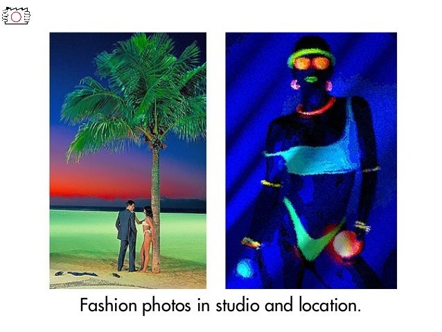 Fashion photos in studio and location.