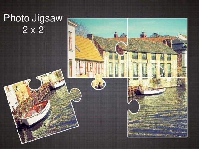 Photo Jigsaw 2 x 2