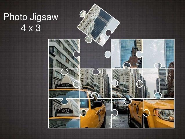 Photo jigsaw Slide 3