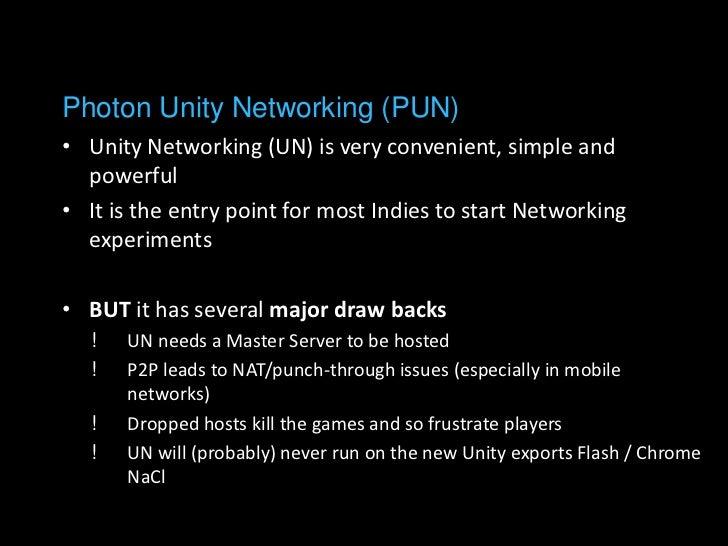 Photon Session / Unite12 Conference