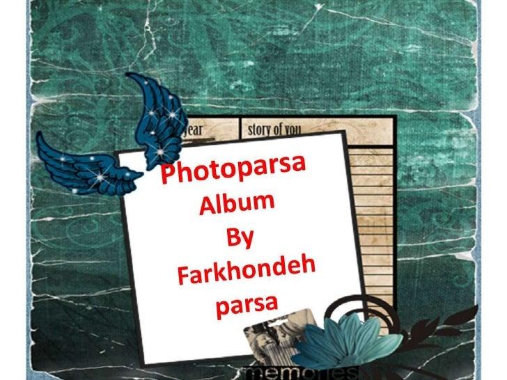 Photo parsa album 612