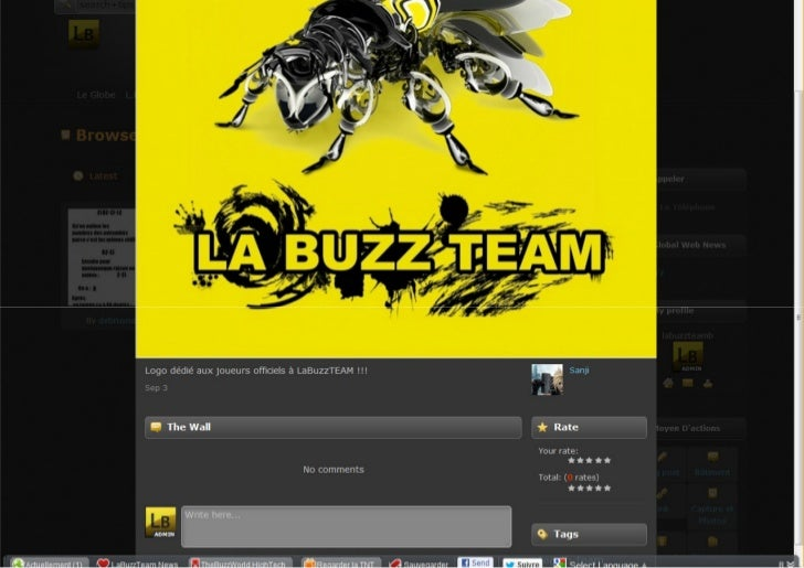 TheBuzzWorld.HighTech ( France )
