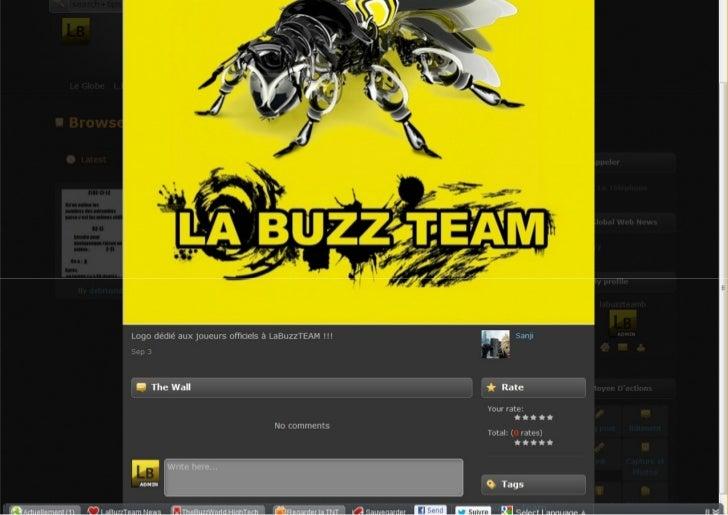 TheBuzzWorld.HighTech ( France )