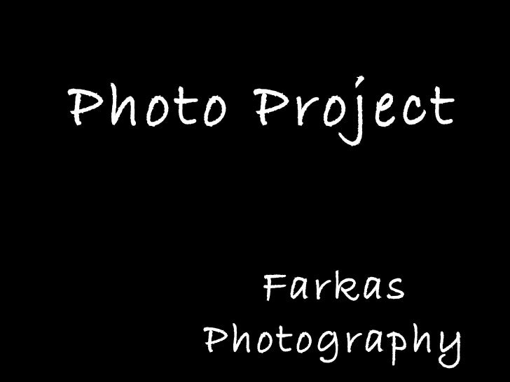 Photo Project Farkas Photography