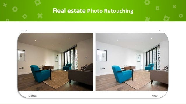 Photo retouching for online business with E-commerce / Real