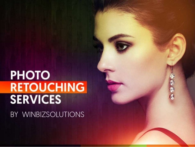 Why do you need to retouch your images? • Enhance image quality • Remove wrinkles and blemishes • Toning face shapes and o...