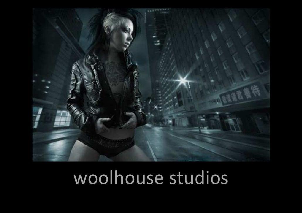 woolhouse studios