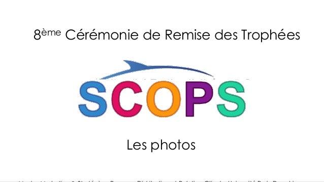 8ème Cérémonie de Remise des Trophées Les photos