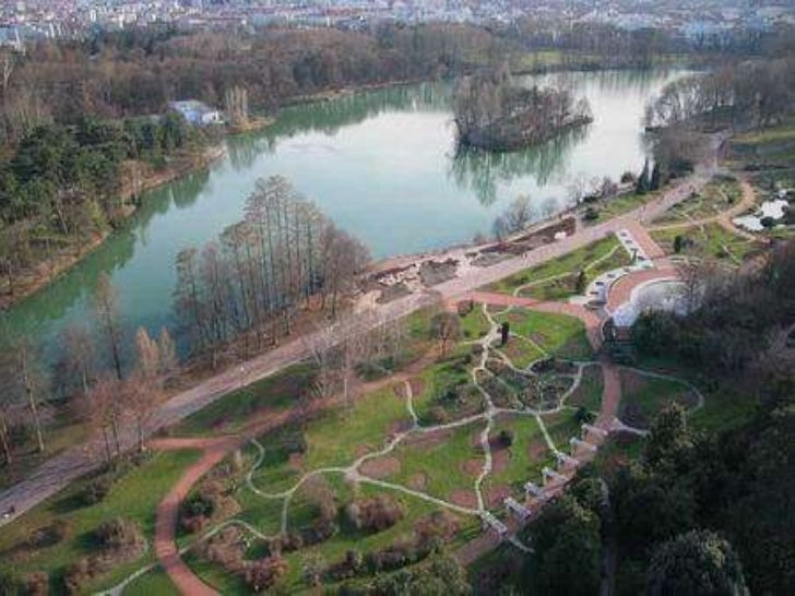 Photos du parc de la tête d'or