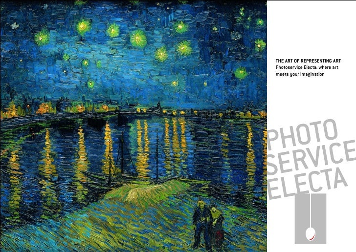 THE ART OF REPRESENTING ART Photoservice Electa: where art meets your imagination