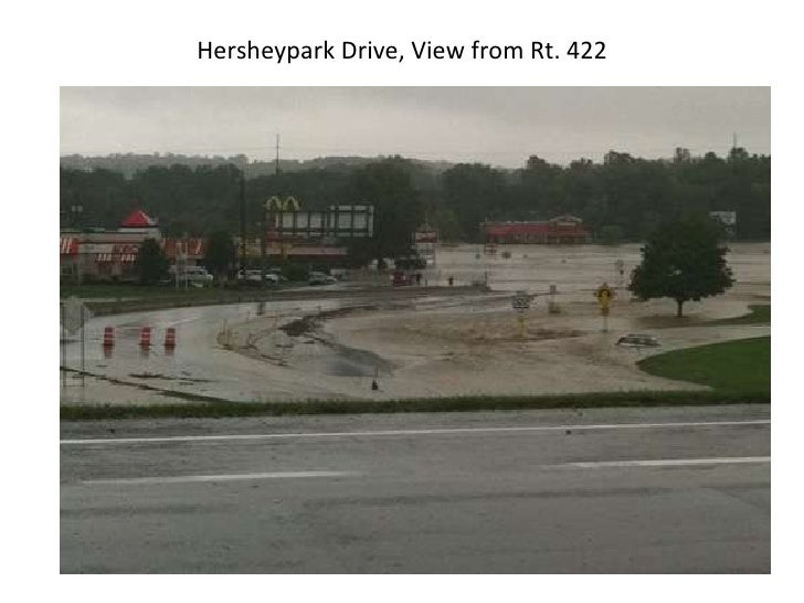 Hersheypark Drive, View from Rt. 422