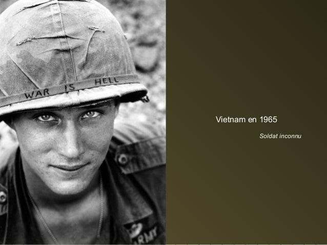 Vietnam en 1965 Soldat inconnu