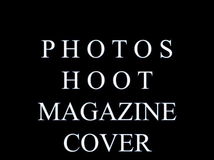 P H O T O S H O O T<br />MAGAZINECOVER<br />MODEL: PEDA ALABI<br />