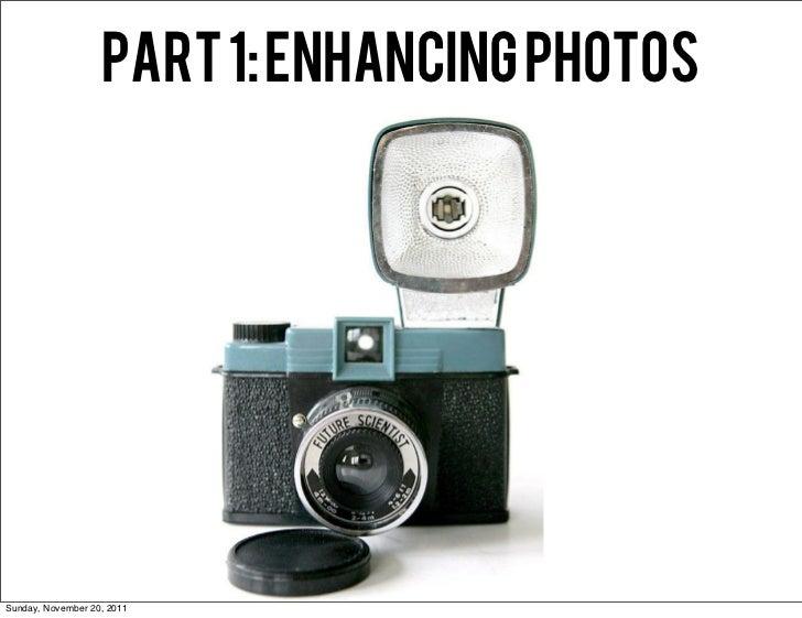 Photoshop101 by Jaclyn Johnson Slide 2