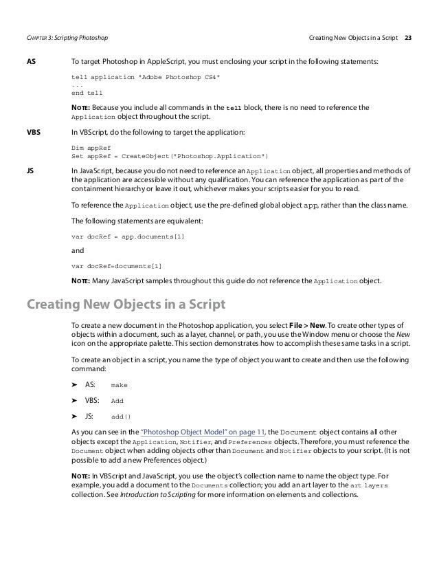 Download Adobe Photoshop Cc 2015 Applescript Scripting ...