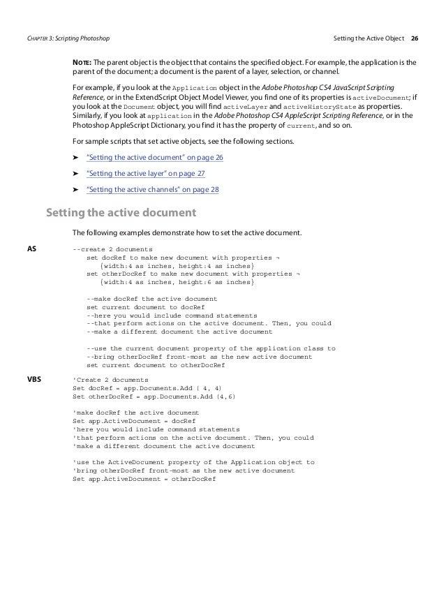 Photoshop scripting guide j pdf