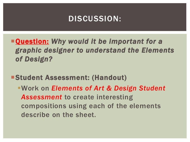 5 Elements Of Art : Day boot camp elements of art in