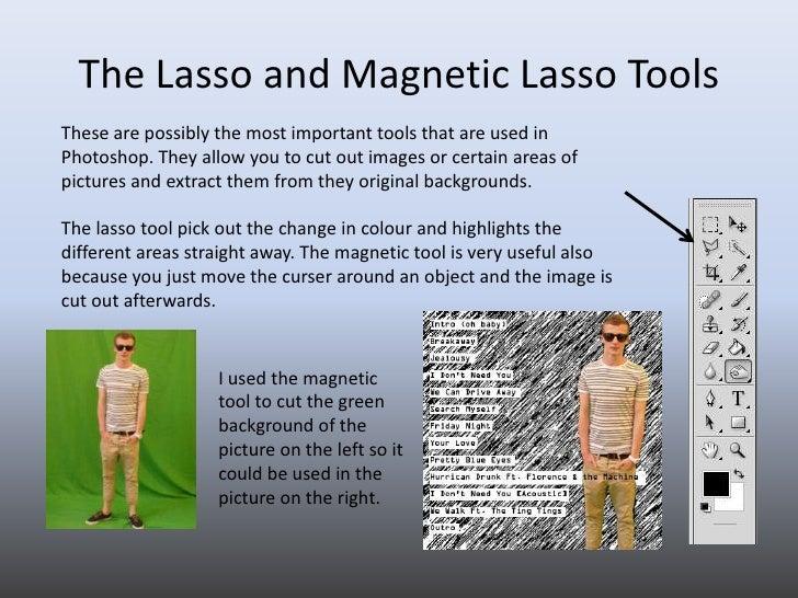 Photoshop tools Slide 2