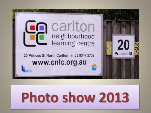 Photo show 2013