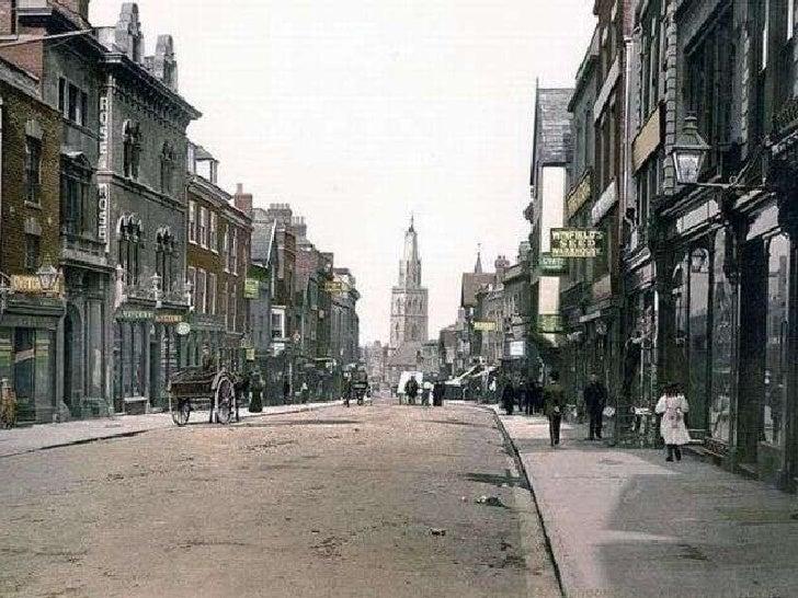 Photos of England a  100 years ago Slide 3
