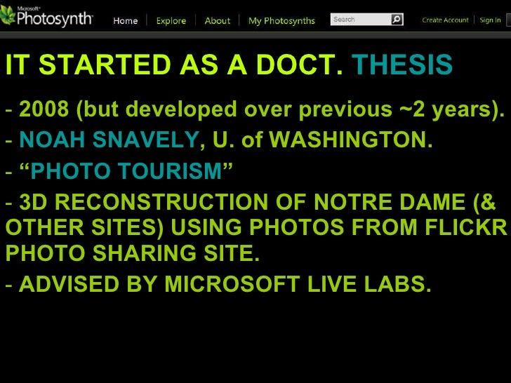 Noah snavely thesis resume layout college student