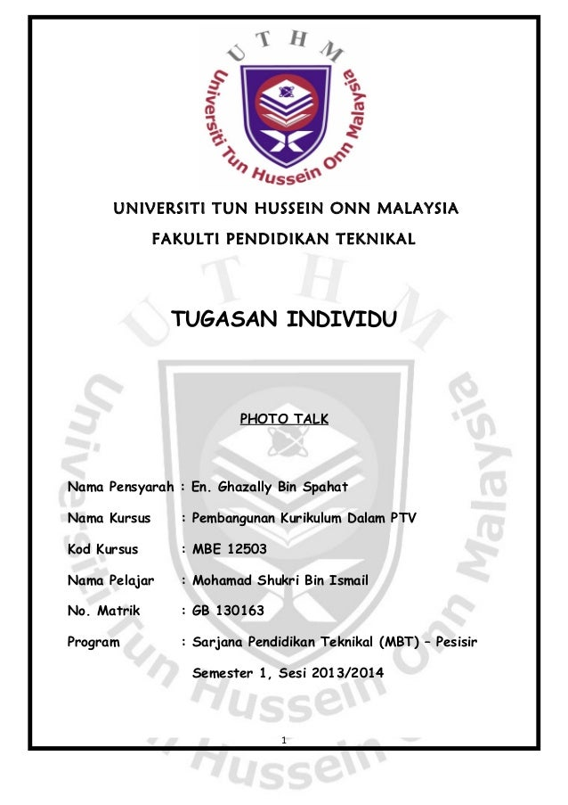 mpu individu assignment 10 posts published by tan chun ly during august 2015 skip to content  i had recognised what i lack and i'll try hard to gain it through mpu  assignment or.