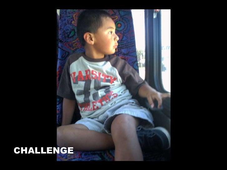 CHALLENGE<br />