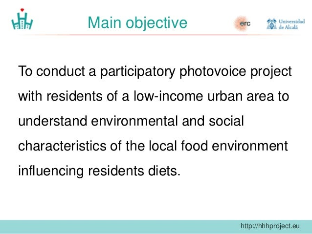 photovoice analysis This report gives an overview of the origins, key concepts, methods, and uses of photovoice as a strategy to enhance women's health  a photovoice analysis.
