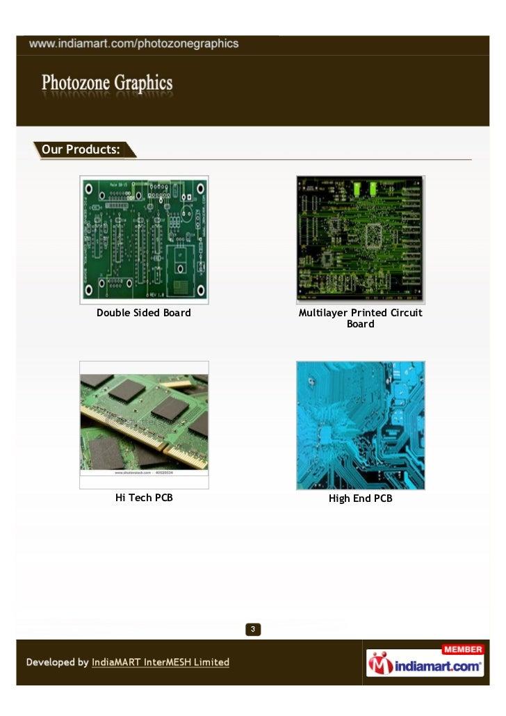 Our Products:         Double Sided Board   Multilayer Printed Circuit                                        Board        ...