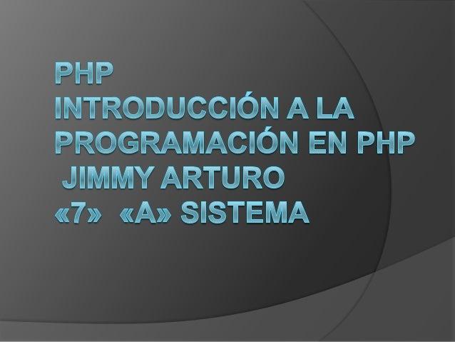 PREGUNTAS FRECUENTES SOBRE PHP ¿Qué es PHP? Las siglas PHP significan Hypertext Preprocessor, en sí PHP es un lenguaje des...