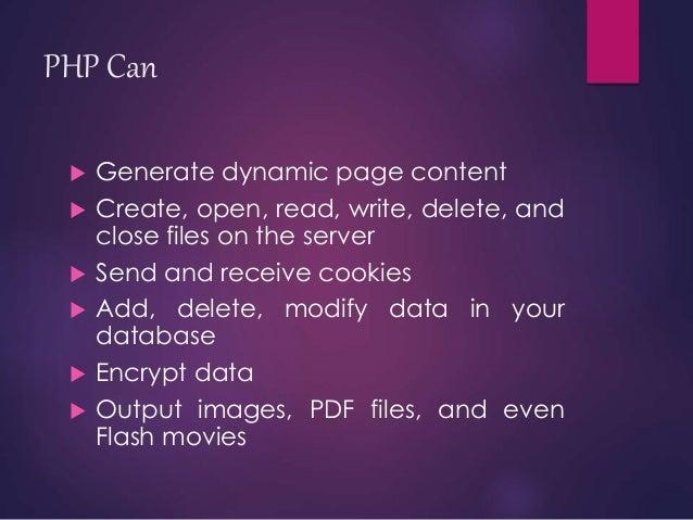 php and mysql create modify reuse pdf