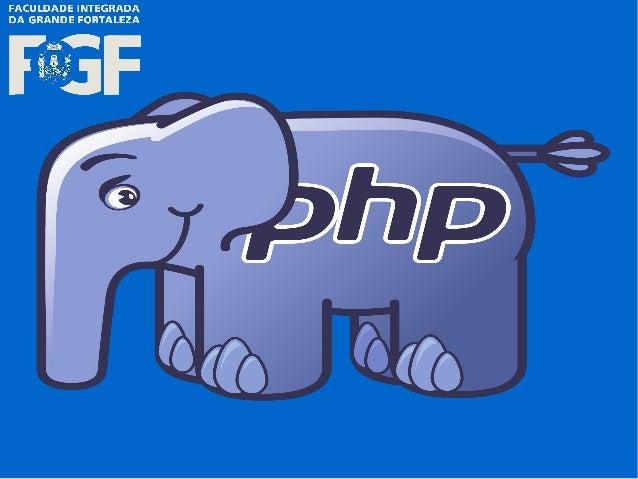 e o PHP?