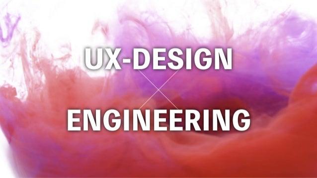 UX-DESIGN×ENGINEERING エンジニアがUXデザインするべき理由