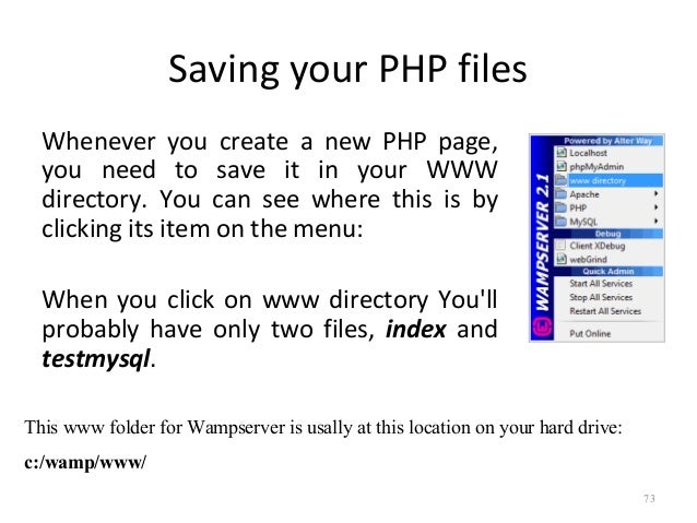 Easy Learning with Show PHP