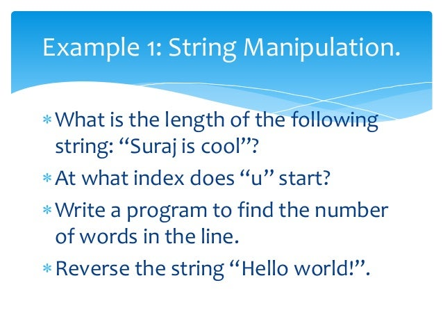 php is string