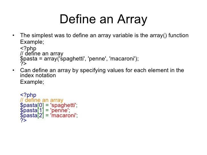 7 and array Matlab operates primarily on arrays and matrices, both in whole and in part.
