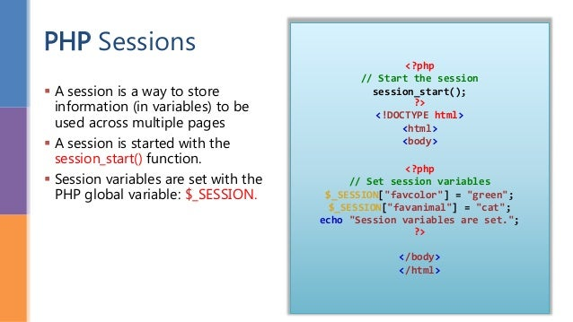 php resume session passing data in the session php resume