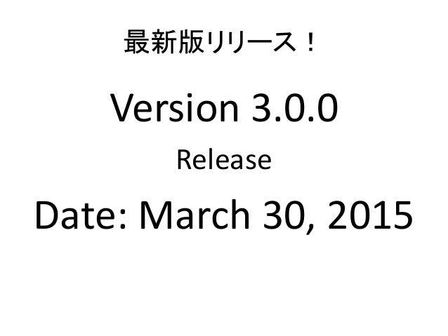 PHPCON fukuoka 2015 CodeIgniter update