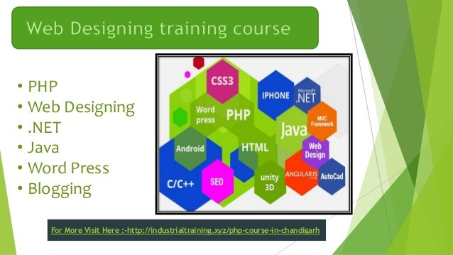 6 months industrial training in chandigarh Slide 3