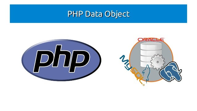 PHP Data Object