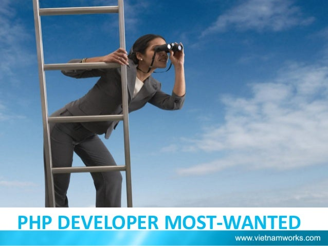 PHP DEVELOPER MOST-WANTED