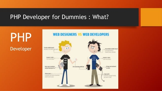 Php For Dummies