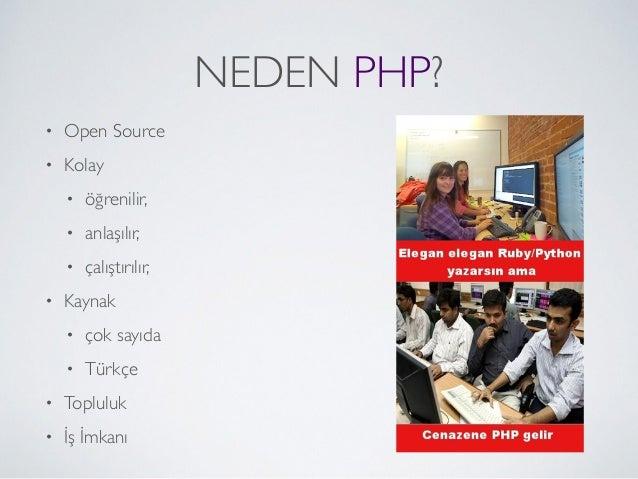 PHPkonf'15 - PHP Uygulamanızı Güçlendirin Slide 3