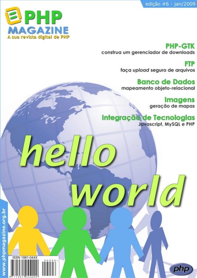 PHP Magazine - 6a Edição -