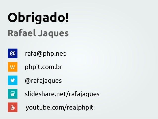 [FISL 16] PHP no Campo de Batalha: Segurança Avançada e Programação Defensiva - Rafael Jaques